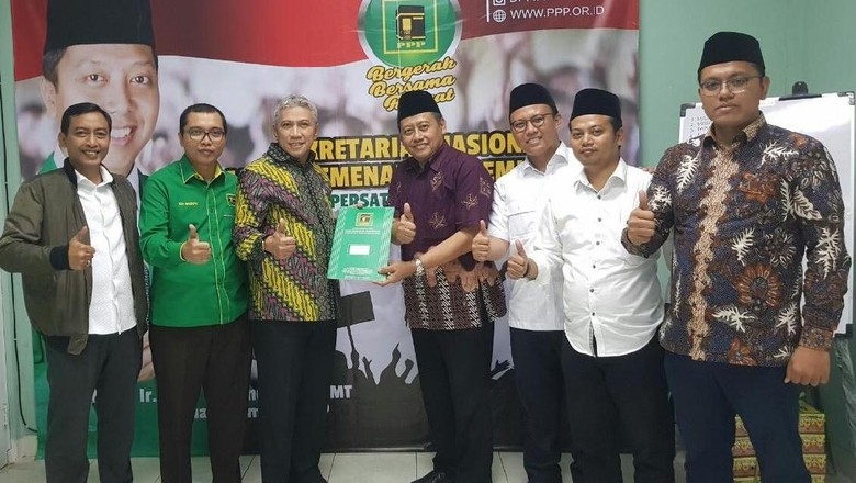 Khofifah Kirim Utusan Ambil Formulir Cagub Jawa Timur ke PPP