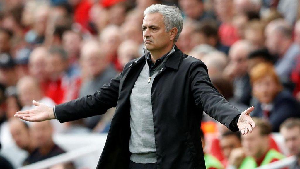 Mourinho Sindir Manajer yang Keluhkan Cedera