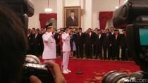 Salam Hormat Anies-Sandi ke Jokowi dan Cairnya Para Elite Politik