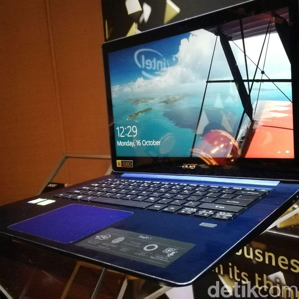Deretan Laptop Acer Intel Core Generasi ke-8