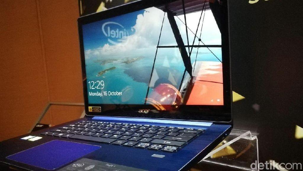 Deretan Laptop Acer Intel Core Generasi ke-8