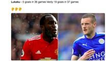 Meme Lucu Lukaku Menghilang Kontra Liverpool