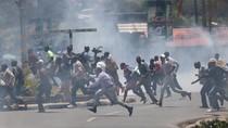 Kelompok Oposisi Kenya Terlibat Bentrok dengan Polisi