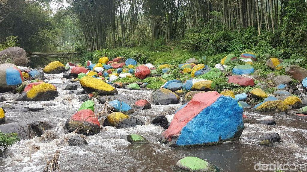 Soal Batu Kali Dicat, Harus Ada Solusi dari Masyarakat & Pengelola Wisata