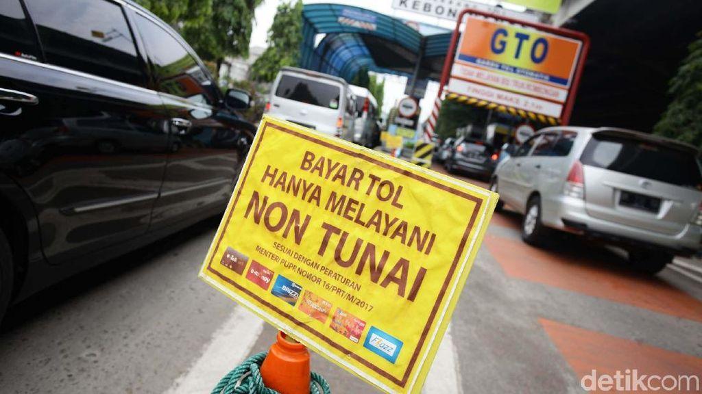 Belum Punya E-Toll, Jasa Marga Berikan Solusi Ini