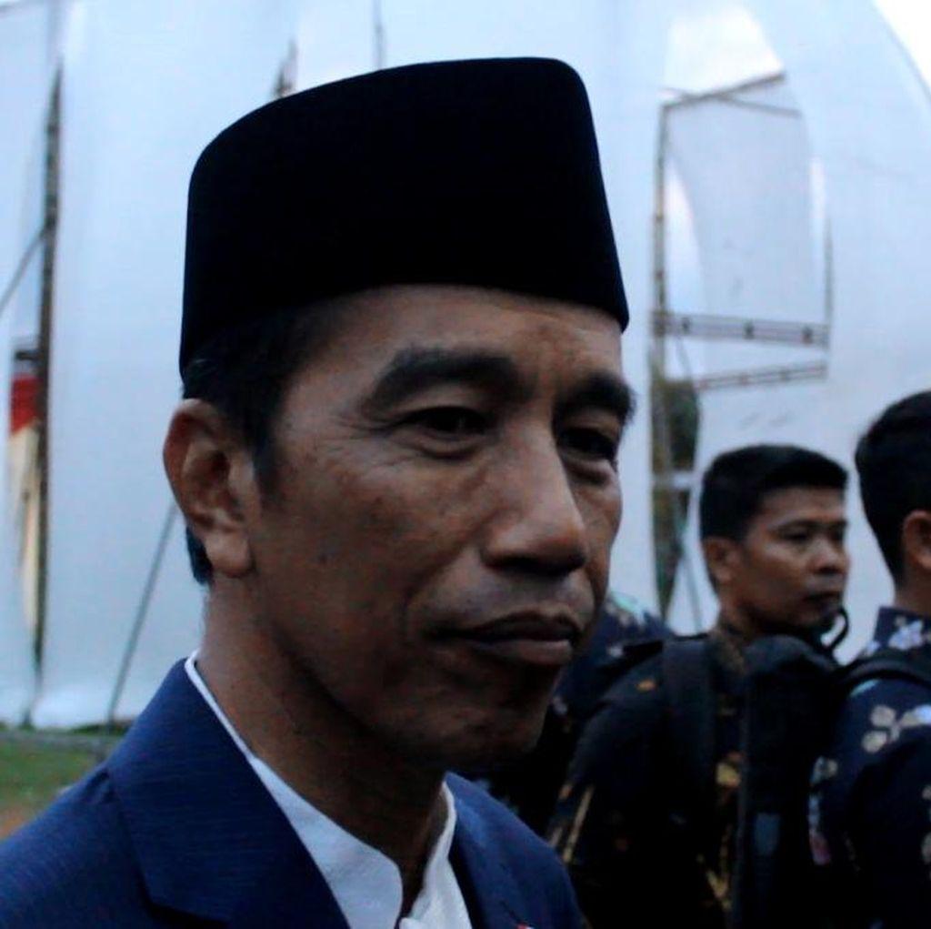 Jokowi: Ingat, Agustus-September 2018 Sudah Ada Capres-Cawapres