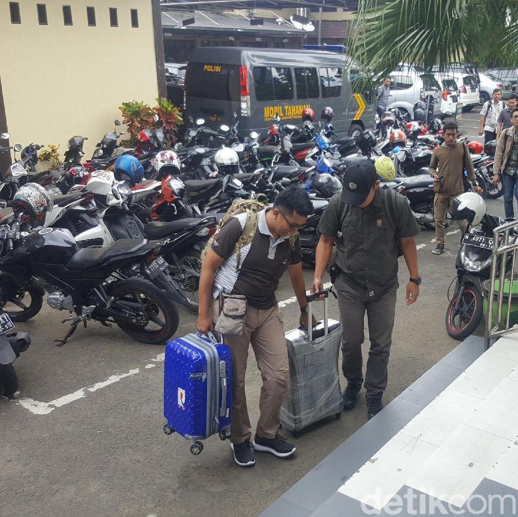 KPK Periksa Saksi Dugaan Suap Proyek di Kota Malang