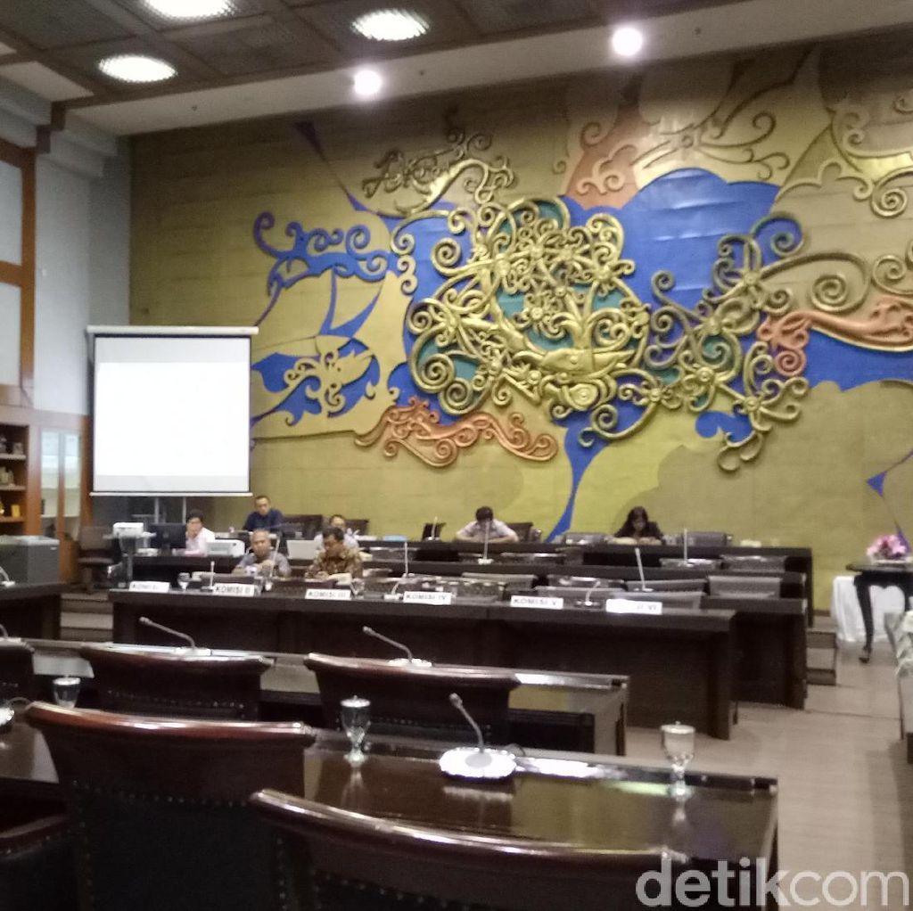 Baleg DPR Gelar Rapat Penugasan dan Usulan RUU Prioritas 2018