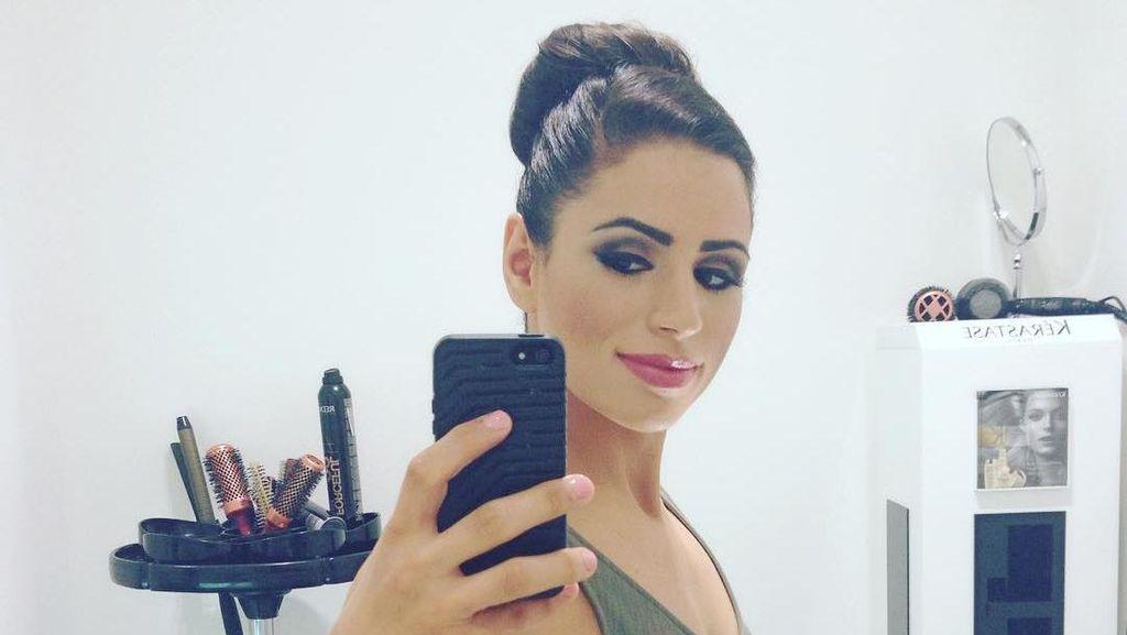 Ini Dia Shadia Bseiso, Pegulat WWE Wanita Pertama dari Timur Tengah