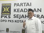 PKS Resmi Tunjuk Oded M Danial Sebagai Balon Wali Kota Bandung
