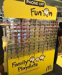 McDonald's Pasang Loker Ponsel Agar Orang Bisa Ngobrol Saat Makan Bersama