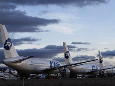 Foto: Bandara Hantu di Spanyol