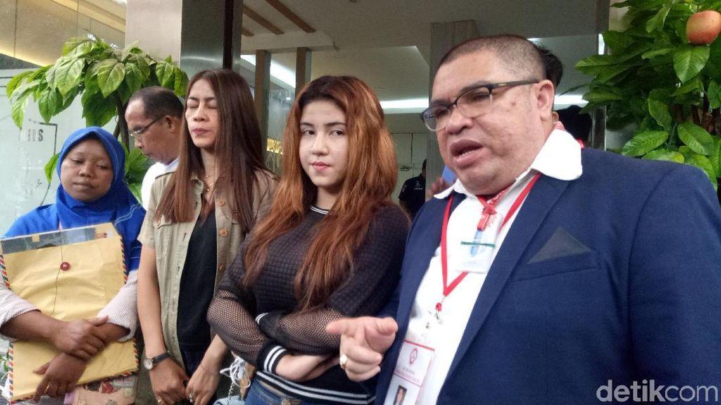Gara-gara Tes DNA, Putri Stagi Ingin Laporkan Ferry Juan ke Polisi