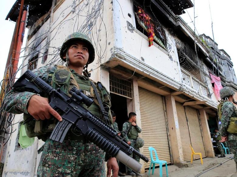 2 Pemimpin Militan Pro-ISIS Tewas, Filipina Buru Profesor Malaysia