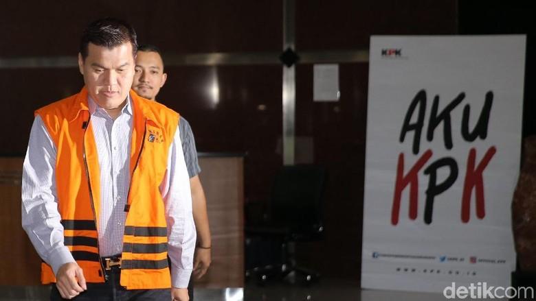 Andi Narogong Buka Peran Novanto - Jakarta Terdakwa Andi Agustinus alias Andi Narogong soal peran Setya Novanto dalam pengadilan tindak pidana korupsi pada kasus
