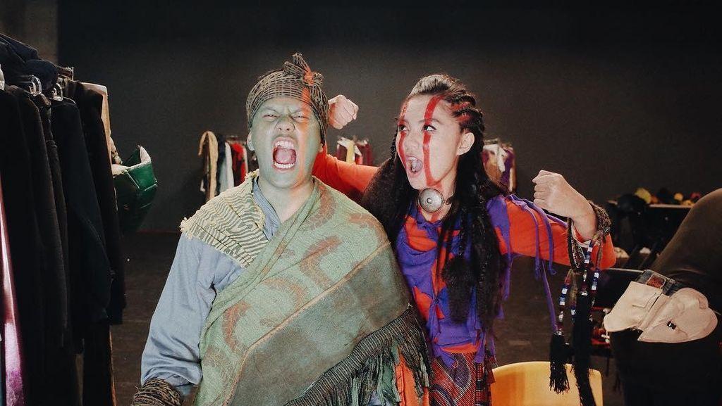Arief Poconggg dan Istri Diajak Syuting Thor: Ragnarok