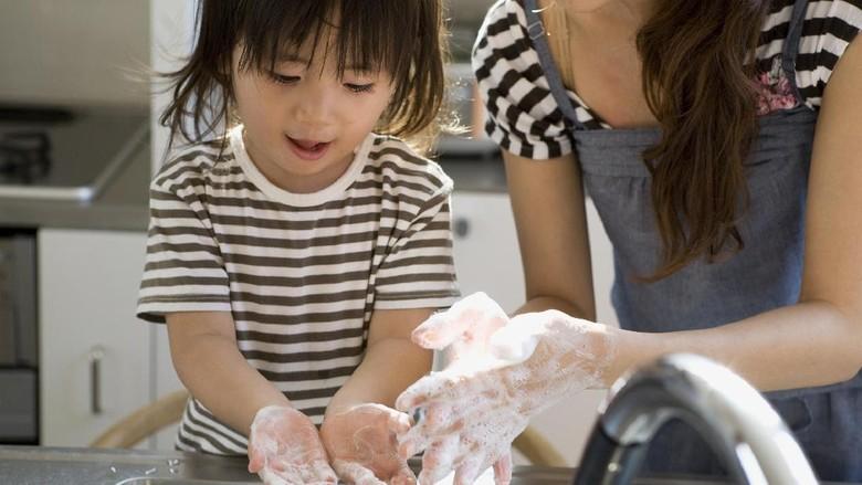 Ini Waktu Paling Tepat untuk Cuci Tangan (Foto: Thinkstock)