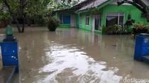 Hujan Deras Akibatkan Banjir dan Longsor di Cilacap