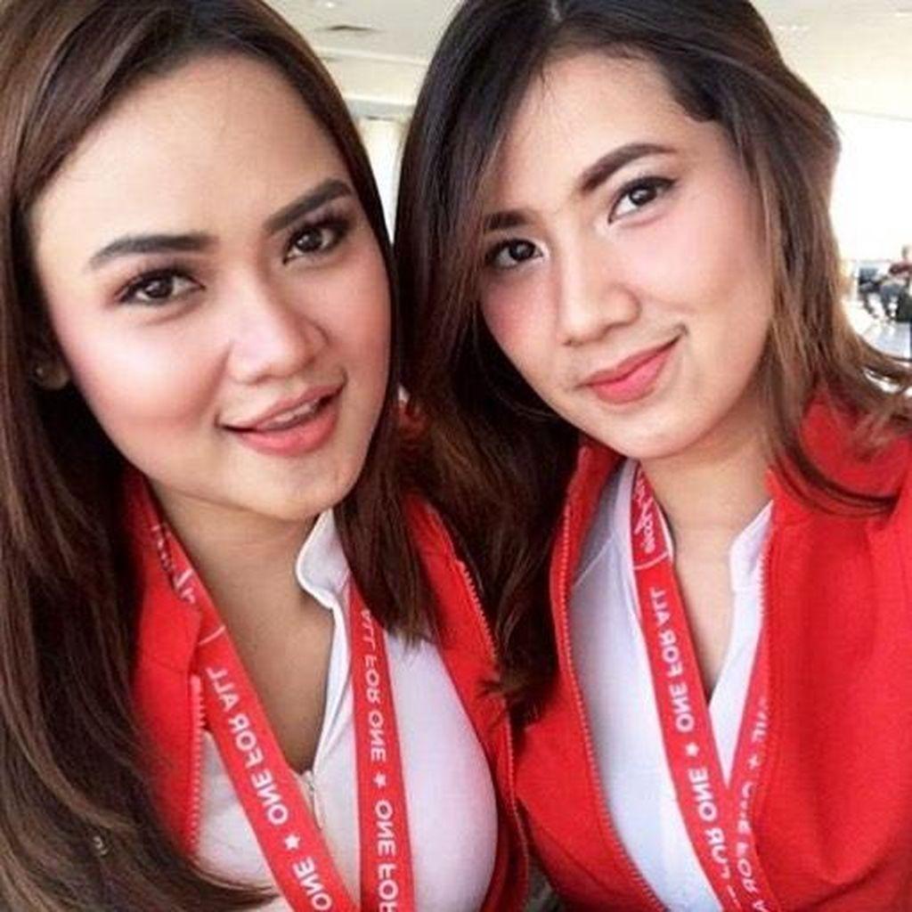 Foto: Cantiknya Pramugari-pramugari Indonesia