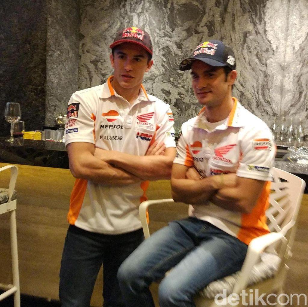 Evaluasi Marquez dan Pedrosa soal Musim 2017