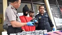 Baru Kos 3 Hari, Pengedar 15.588 Pil Terlarang Ditangkap Polisi