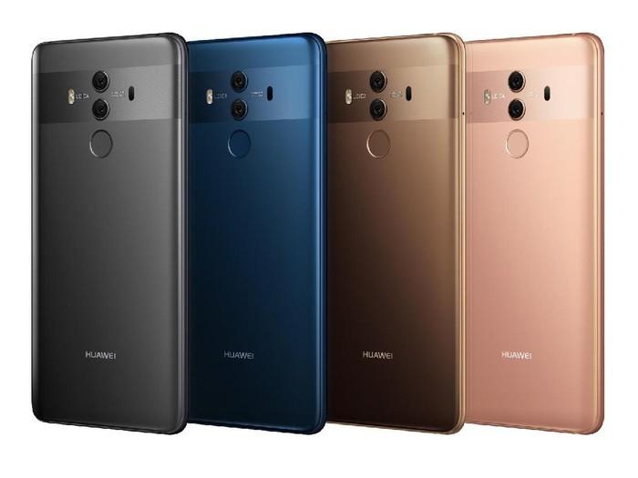 Huawei Mate 10 Pro. Foto: istimewa