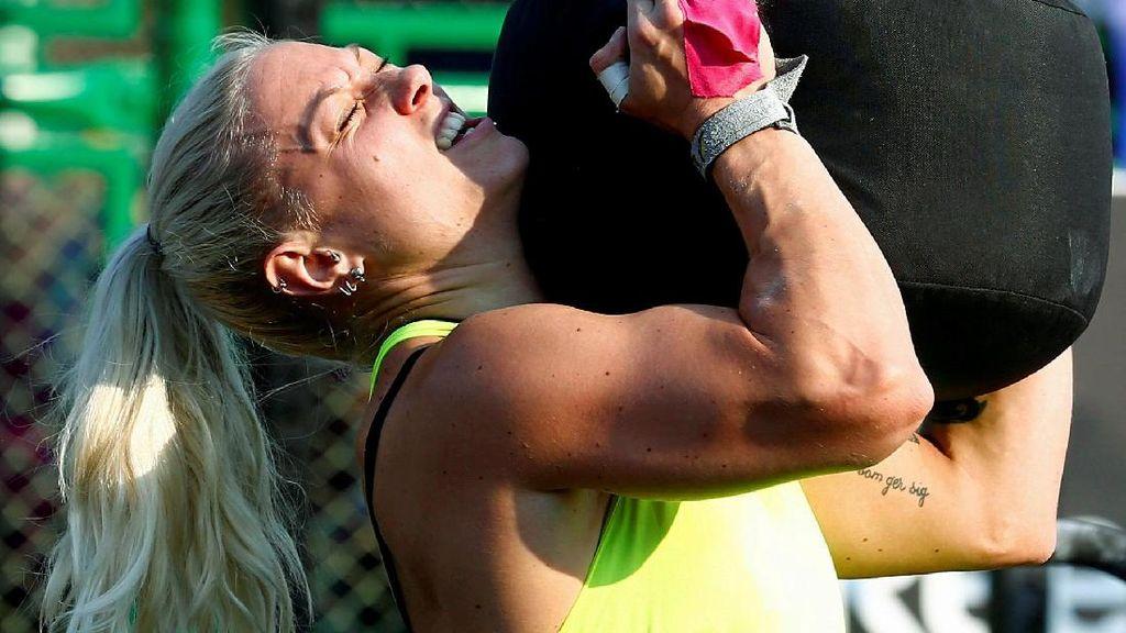 Foto: Olahraga untuk Para Wanita Perkasa