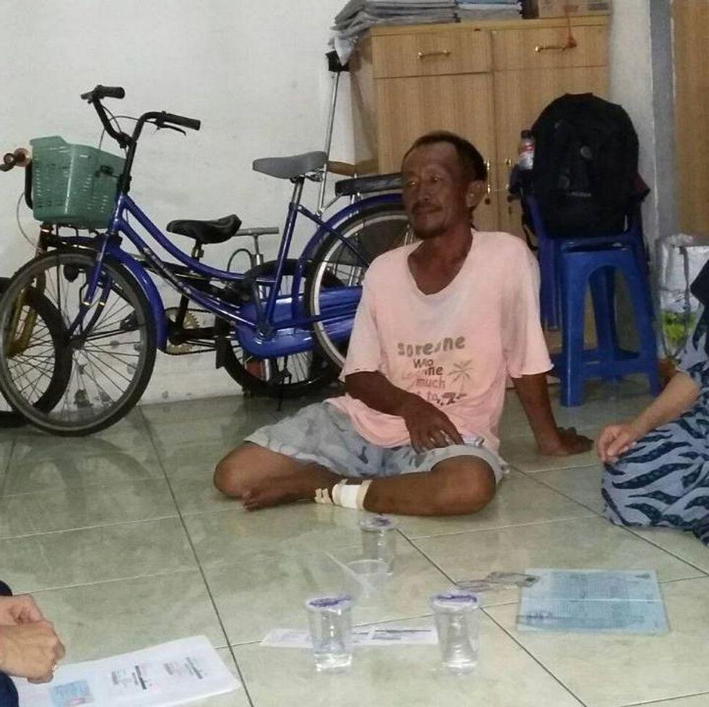 Penjual Koran Kebelit Utang Ditawari BPJS Tanpa Premi