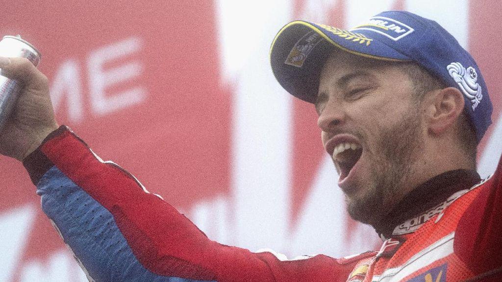 Dovizioso: Andai Gagal Juara, Ducati Sudah Tampil Hebat