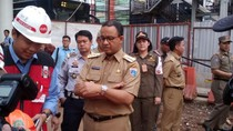 Anies Minta 6 Proyek Biang Macet di Jakarta Harus On Time