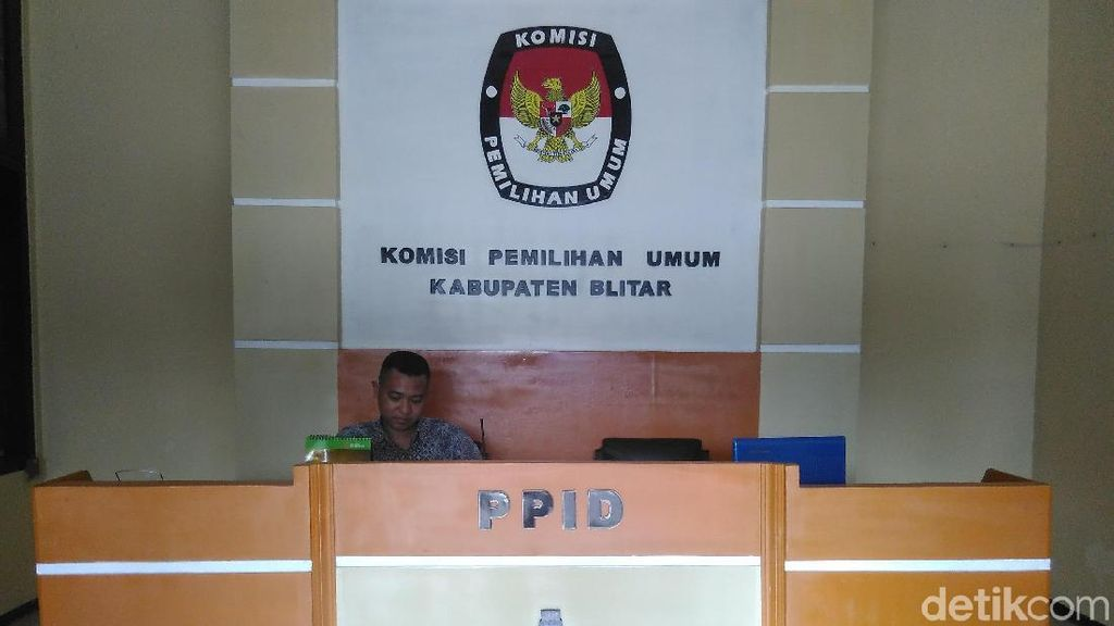 Resmi Ditutup, 10 Parpol Mendaftar ke KPU Kabupaten Blitar