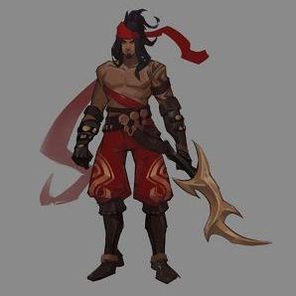 Hero Baru Mobile Legends dari Malaysia Bernama Hang Tuah?