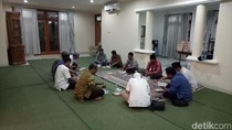 Pengajian Digelar di Rumah Dinas Wagub DKI Sandiaga