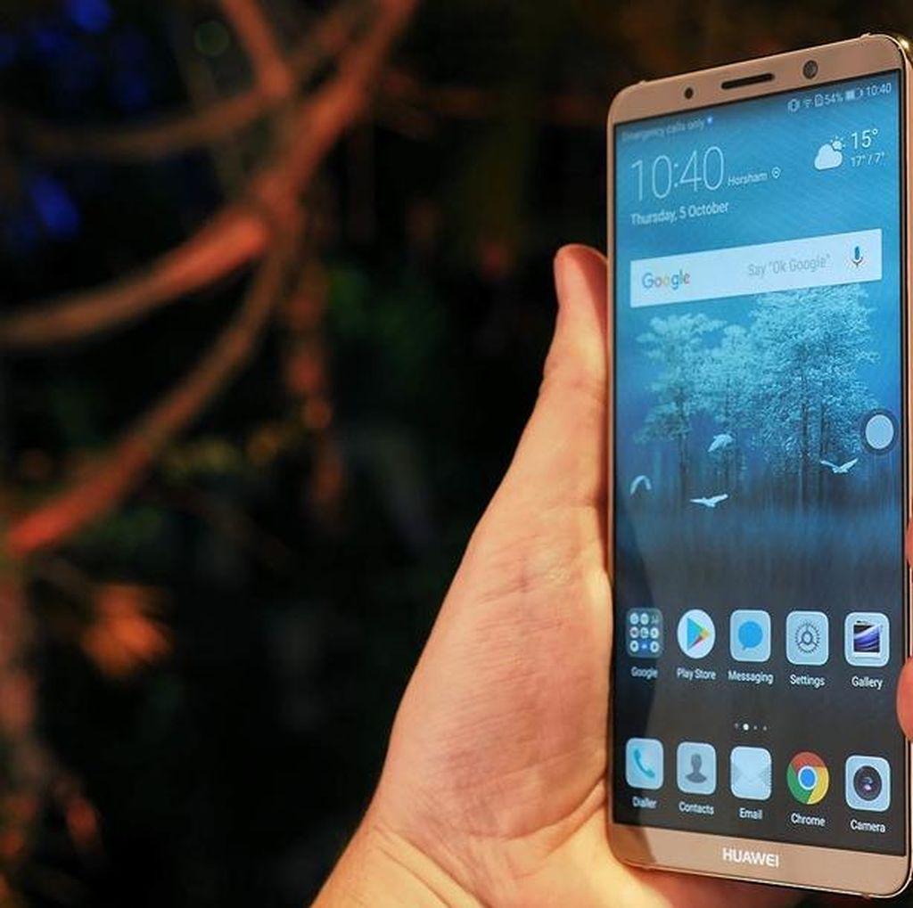 Melongok Kecerdasan Buatan di Prosesor Huawei Mate 10