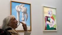 Mahakarya Pablo Picasso Dipamerkan di Paris