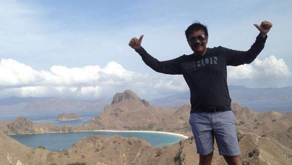 Pulau Padar: Dari Valentino Rossi Sampai Djarot