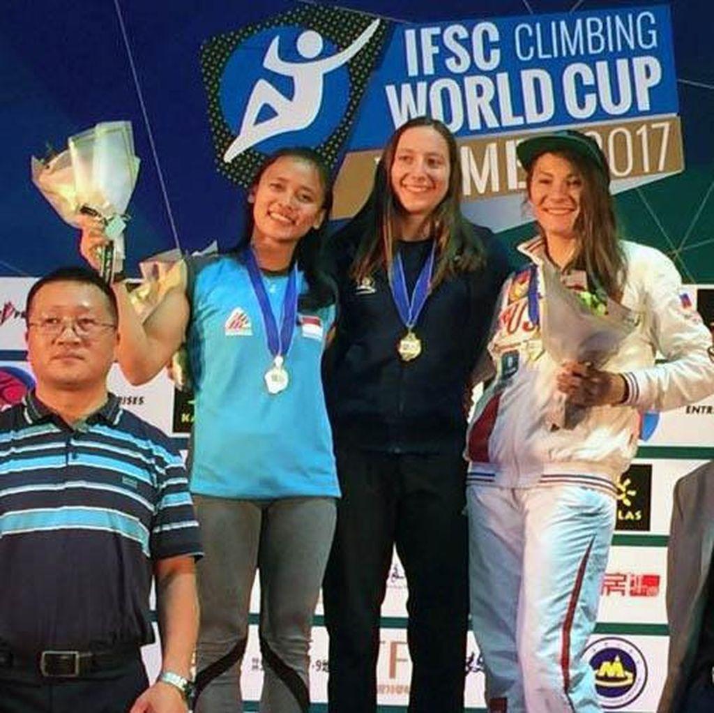 Panjat Tebing Indonesia Sukses di China, Pede Tatap Asian Games 2018