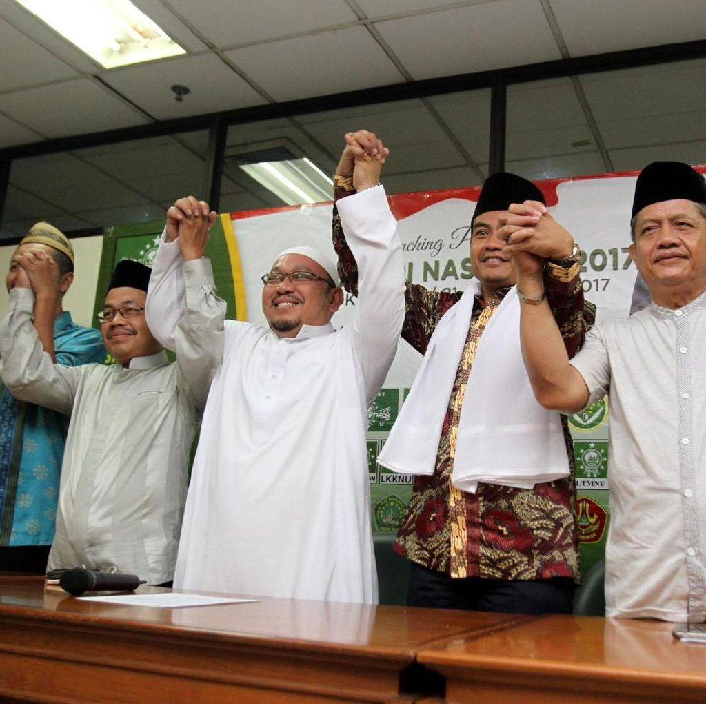 PWNU Siap Gelar Peringatan Hari Santri Nasional 2017