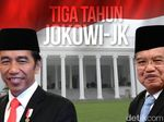 Melihat Lagi Nawacita di 3 Tahun Jokowi-JK