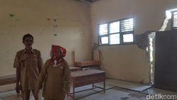 Penjelasan Dinas Pendidikan soal SD di Serang yang Hampir Roboh