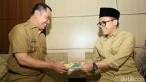 Kekompakan SKPD Menjadi Penerus Jika Bupati Anas Jadi Wagub Jatim