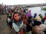 AS Tegaskan Militer Myanmar Bertanggung Jawab Atas Krisis Rohingya