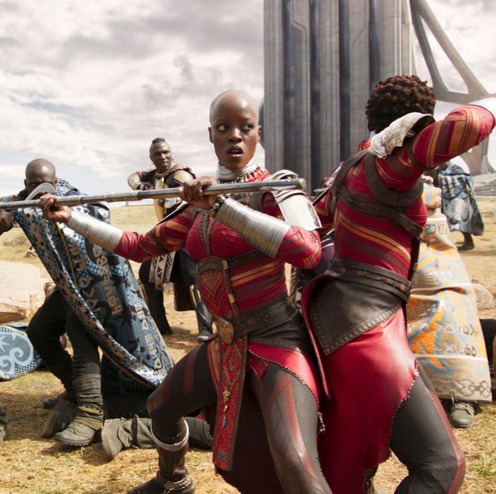 Sempat Heboh, Marvel Putuskan Hapus Adegan Sesama Jenis di Black Panther?