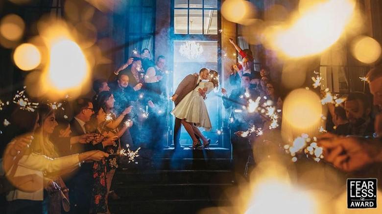 Ilustrasi pernikahan (Dok. Fearless Photographers)