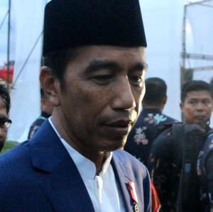 Jokowi Cerita Usahanya Dekati Investor Arab