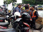 Ojek Pangkalan Bandung Respons Positif Aplikasi Lojek