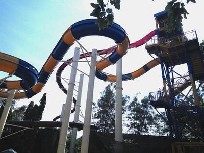 Water Park Super Seru di Ancol