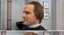 Amazing, 10 Pria Ini Berubah Banget Setelah Potong Rambut