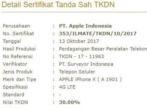 iPhone 8, iPhone 8 Plus & iPhone X Siap Melenggang di Indonesia?