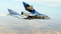 Pesawat Orang Terkaya Inggris Siap Menembus Luar Angkasa